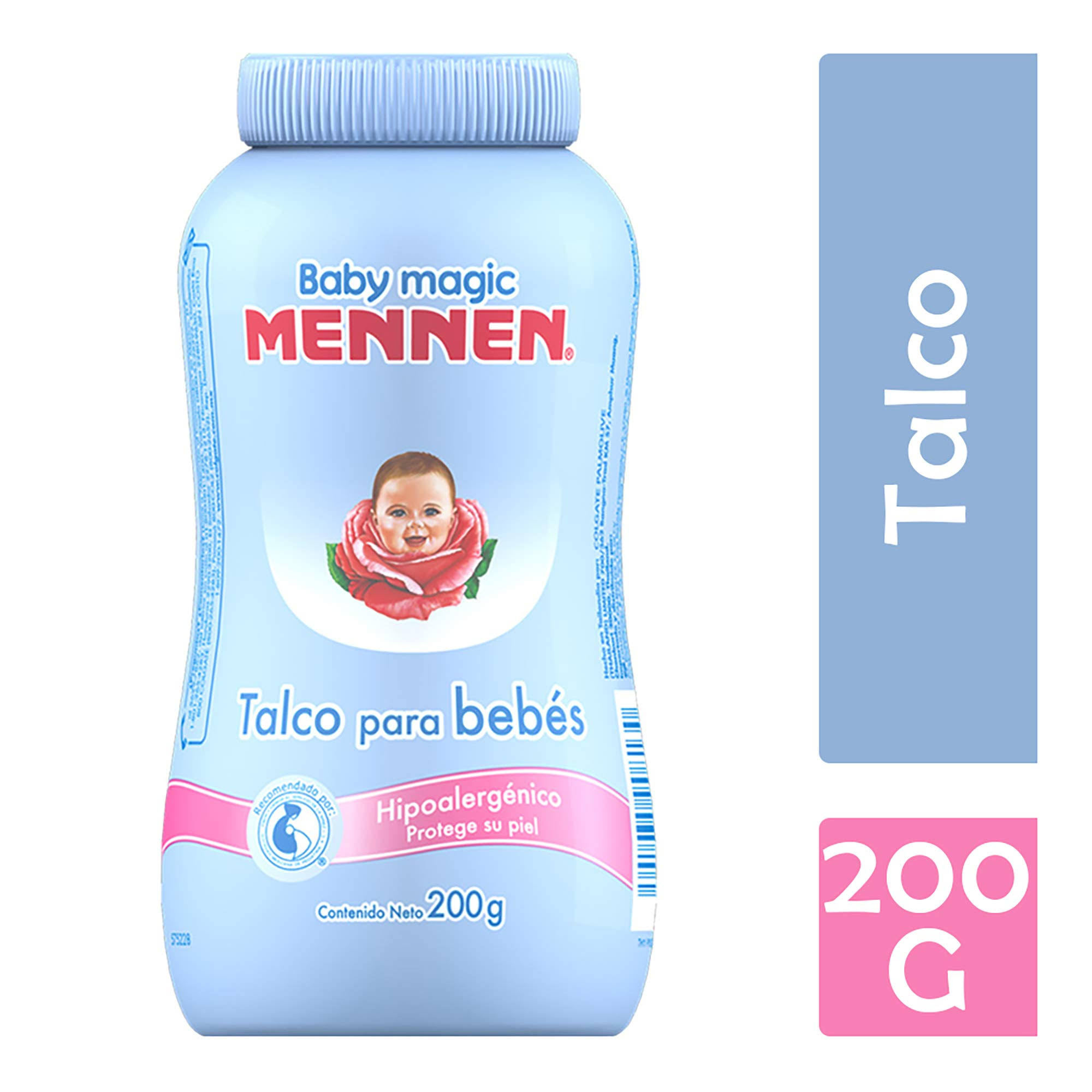 Mennen Baby Magic Powder - 7.05oz