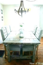 Interesting Inspiration Farm Dining Room Tables Farmhouse For Sale Info Table Set Round Rustic