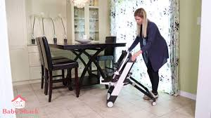 Peg Perego High Chair Siesta by Peg Perego Siesta High Chair Product Review Youtube