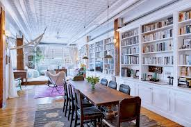 100 Lofts In Tribeca This Classic Loft Asking 24M Has A Cool Corner Layout