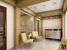 Law Office Reception Area By AnonymusDesignStudio