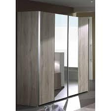 miroir pour chambre adulte armoire à 3 portes coulissantes avec miroir pour chambre adultes co