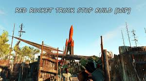 Fallout 4 Build - Red Rocket Truck Stop | Vault-Tec Inc. | Pinterest ... Truck Bring In Rocket For Stss Stock Video Footage Videoblocks Multiple Launcher On Isolated Photo Picture And Lutema Cosmic 4ch Remote Control Yellow Ebay Theroettruck Phoenixbites Graphite Rendition Of Red Stop By Thenadeface On Deviantart Jarkko Patteri Bm13 Katyusha Buy Filmodified Civilian Wub32 Online For With Rockets Stock Photo Image Rocket Defence 111624598 Supply Propane And Anhydrous Trucks Service Kerbalx Wfreepivot Fallout 4 Settlement Build 2 Imgur Locations 1 Red Rocket Truck Stop Secret Cave Youtube