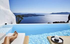 100 Santorini Grace Hotel Greece Best Villas With Infinity Pools ItsAllBee