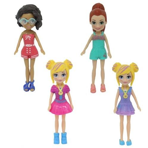 Polly Pocket Doll, Shani
