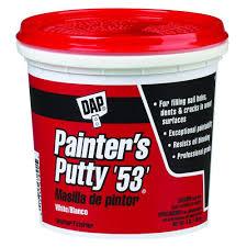 Dap Floor Leveler Home Depot by Durham U0027s Rock Hard Du 4 4 Lb Water Putty Du 4 The Home Depot