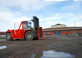 100 Capacity Trucks Kalmar Forklift Trucks To Provide Added Capacity And Versatility For