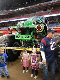 An Excess Of Estrogen: Monster Trucks!!