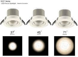 4inch 4w cob led display lighting fixtures adjustable gimbal