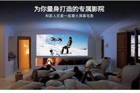 HD 1080P LED Multimedia Mini Projector Home Theater Cinema VGA