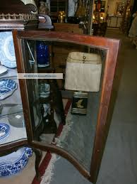 Curved Glass Curio Cabinet Antique by Antique Curved Glass Curio Cabinet Images