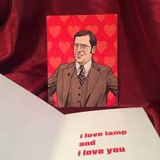 Anchorman I Love Lamp Shirt by Geektastic Valentine U0027s Day Cards U2014 Pj Mcquadegeektastic