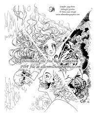 Fantasy Art Projects Coloring Books For Adults And More