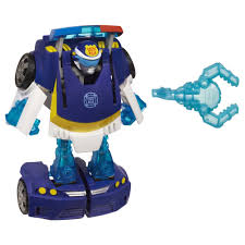 Playskool Heroes Transformers Rescue Bots Energize Chase The Police ...