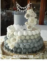 5 Shades Of Grey Cake Pop