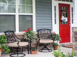 Red Patio Furniture Decor by These Front Yard Patio Ideas Will Inspiring You Front Yard Patio