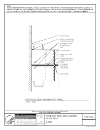 Glass Wall Floor Plan Lovely Nih Standard Cad Details Of