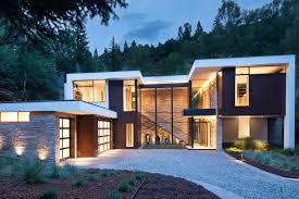 100 Glass Walled Houses Ski Homes With Walls Of Thanks To New Technology WSJ