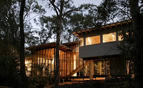 100 Bark Architects Noosa Bush
