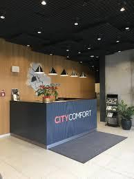 100 Warsaw Apartments Aparthotel City Comfort City