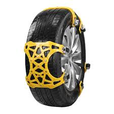 100 Snow Chains For Trucks Anti Slip Universal Car Truck Suv Tire Width 165275 Emergency Snow