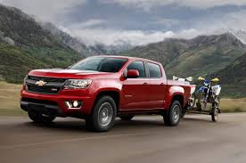 Taking A Closer Look At The 2015 Chevy Colorado - McCluskey Chevrolet