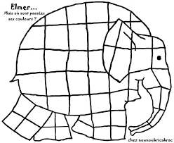 Full Size Of Coloring Pageelmer Page Elmer Elephant 15 105 Best