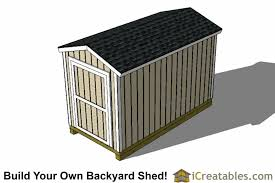 6x10 shed plans 6x10 storage shed icreatables