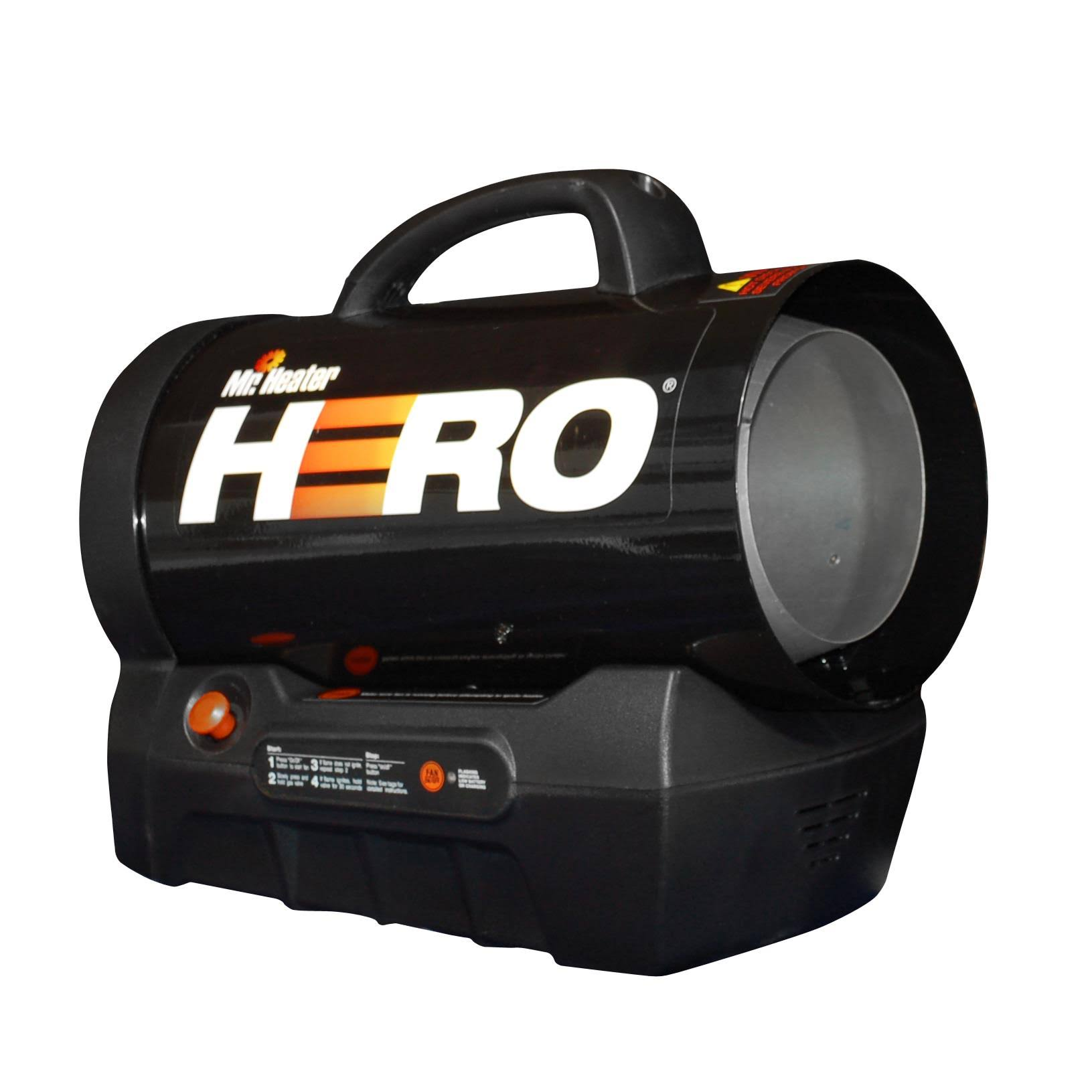 Mr. Heater Hero Propane Heater - 35000btu