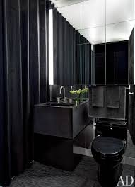 bathroom fascinating black tiles in bathroom ideas white and