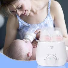 Costway BabyJoy Portable 3IN1 Baby Bottle Warmer Steam