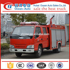 Jac Mini 2000 Liter Water Tank Fire Truck - Buy Jac Water Tank Fire ...