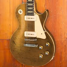Custom 50th Anniversary 1968 Les Paul Goldtop