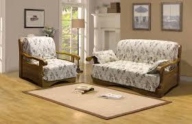 chalet couchgarnitur im landhausstil schlafcouch mit 2 schlafsesseln