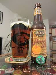 Smuttynose Brewing Company Pumpkin Ale by Musings On Beer 2011