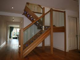 Stairs. Astonishing Indoor Railings: Inspiring-indoor-railings ... Stairs Dublin Doors Floors Ireland Joinery Bannisters Glass Stair Balustrades Professional Frameless Glass Balustrades Steel Studio Balustrade Melbourne Balustrading Eric Jones Banister And Railing Ideas Best On Banisters Staircase In Totally And Hall With Contemporary Artwork Banister Feature Staircases Diverso 25 Balustrade Ideas On Pinterest Handrail The Glasssmith Gallery