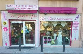 vitrine fete des meres fleuriste fleuriste interflora à marseille 13015 le jardin de josée