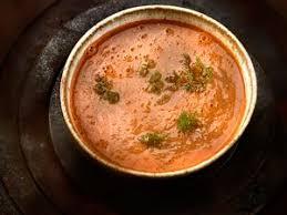 cuisine soupe de poisson soupe de poisson facile facile recette sur cuisine actuelle