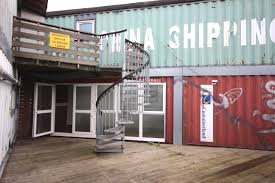 100 Converted Containers Six Container Work Spaces Tottenham 2500 Pm London