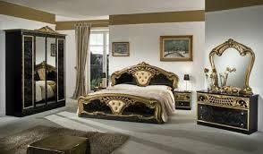 italienisches schlafzimmer möbel komplett in beige