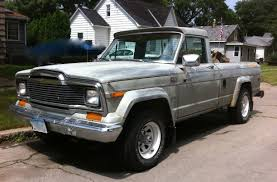 File:Jeep J-10 Pickup Truck Grey-fl.jpg - Wikimedia Commons Teslas Pickup Truck Could Be Like A Mini Tesla Semi Big Rig Driver Unhooks Cab Flees Deadly Hitandrun Abc7chicagocom Peterbilt Pickup Truck 1981 359 Youtube Semi Trucks Lifted 4x4 In Usa 2011 Volvo Vhd Tractor Wallpaper 16x1200 130905 Why Isnt Only Minor Injuries Headon Crash For The Record Pin By Alan Lovedy On Trucks Pinterest Rigs And This Semipickup Atbge Hot News Looks With 2007 Intertional Rxt Crew Cab Duck Covers Double Defender Standard Bed Lwb Semicustom