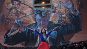 Deep Ellum 42 Murals by Street Art And Murals Of Dallas Texas Youtube