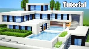 100 Modern Houses Photos Minecraft How To Build A Large House Tutorial 2