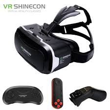 VR Shinecon 2 0 3D Glasses Virtual Reality Smartphone Headset