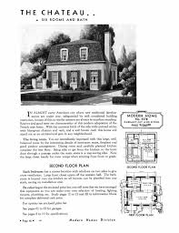 The Retro Home Plans by Vintage 1940s House Plans Home Deco Plans