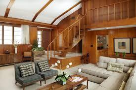 Mid Century Modern Living Room Interior Design Ideas Rooms Of Coco Lapine Designcoco Weinda