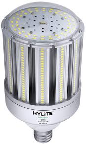 Satco Led Corn Lamps by Hid Led Replacement For 400 Watt 480v Led Corn Light By Hylite Arva