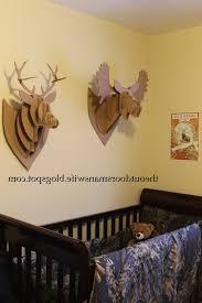Baby Nursery The Outdoorsman39s Wife How I Made Cardboard Taxidermy Inside Hunting