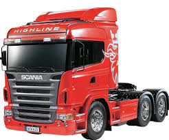 Tamiya 56323 Scania R620 6x4 Kit | AsTec Models. RC Model Truck ...