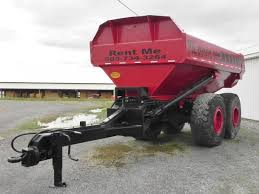 30 Ton Dump Trailer - Available For SALE Or For RENT!